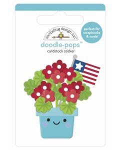 Porch Poises Doodle-Pops - Land That I Love - Doodlebug