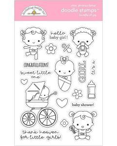 Bundle of Joy Doodle Stamps - Doodlebug