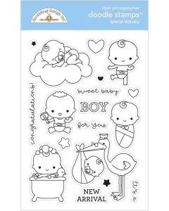 Special Delivery Doodle Stamps - Doodlebug