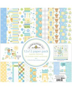 Special Delivery Collection Kit - Doodlebug