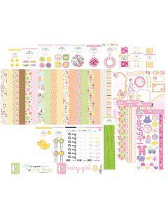Baby Girl Value Bundle - Bundle of Joy - Doodlebug