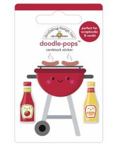 Bar-B-Cute Doodle-Pops - Doodlebug