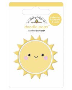 Fun In The Sun Doodle-Pops - Bar-B-Cute - Doodlebug