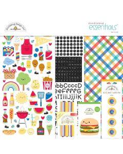 Bar-B-Cute Essentials Kit - Doodlebug