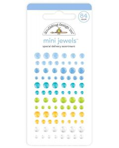 Special Delivery Mini Jewels - Doodlebug