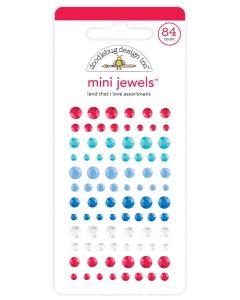 Land That I Love Mini Jewels - Doodlebug