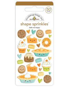 Bake Me Happy Sprinkles - Pumpkin Spice - Doodlebug*