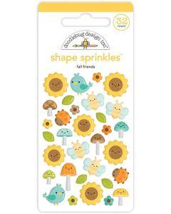Fall Friends Sprinkles - Pumpkin Spice - Doodlebug*