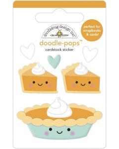 Pumpkin Pie Doodle-Pops - Pumpkin Spice - Doodlebug*