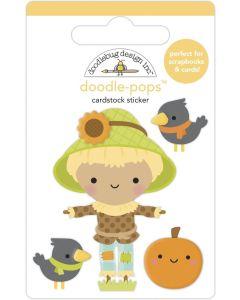 Hay There Doodle-Pops - Pumpkin Spice - Doodlebug*