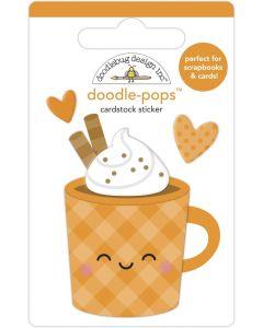 Pumpkin Spice Doodle-Pops - Doodlebug*