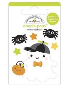 Little Boo Doodle-Pops - Ghost Town - Doodlebug*
