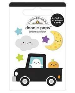 Loads Of Fun Doodle-Pops - Ghost Town - Doodlebug*