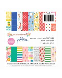 Oh Summer Time Cardstock 6 x 6