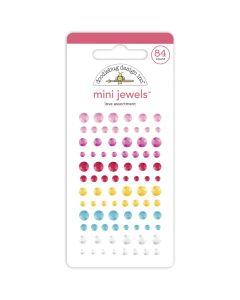 Love Assortment Mini Jewels - Made With Love - Doodlebug