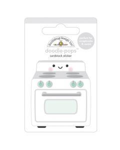 What's Cookin'? Doodle-Pops - Made With Love - Doodlebug