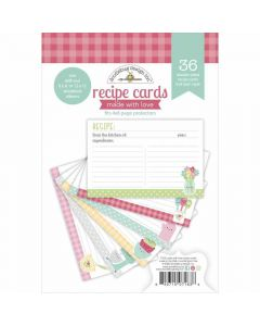 Made With Love Recipe Cards - Doodlebug