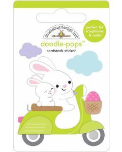 Hop On Doodle-Pops - Hippity Hoppity - Doodlebug