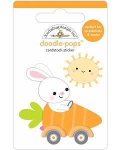 Bunny I'm Home Doodle-Pops - Hippity Hoppity - Doodlebug