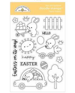 Hippity Hoppity Doodle Stamps - Doodlebug