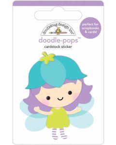 Blossom Doodle-Pops - Fairy Garden - Doodlebug