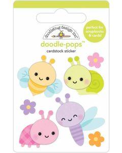 Bug Babies Doodle-Pops - Fairy Garden - Doodlebug