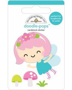 Pixie Doodle-Pops - Fairy Garden - Doodlebug