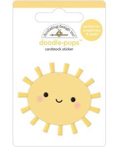 Sunshiny Day Doodle-Pops - Fairy Garden - Doodlebug
