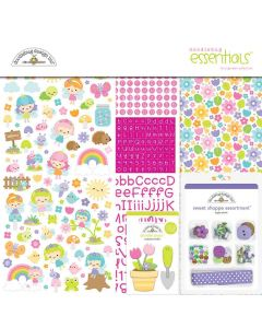 Fairy Garden Essentials Kit - Doodlebug