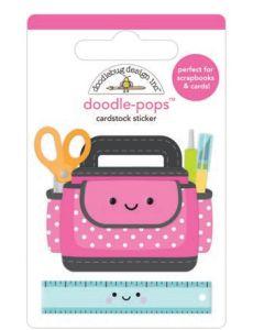 Craft Caddy Doodle-Pops - Cute & Crafty - Doodlebug