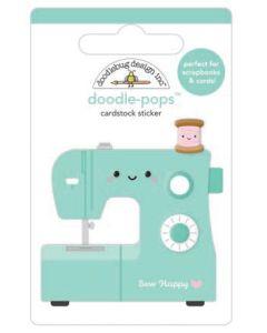 Sew Happy Doodle-Pops - Cute & Crafty - Doodlebug