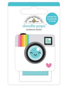 Oh Snap Doodle-Pops - Cute & Crafty - Doodlebug