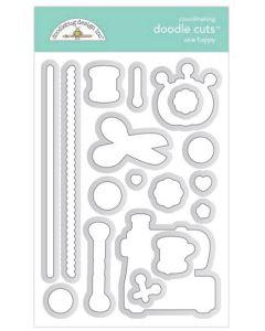 Sew Happy Doodle Cuts - Cute & Crafty - Doodlebug