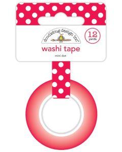 Mini Dot Washi Tape - Fun at the Park - Doodlebug