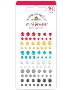 Festive Assortment Mini Jewels - Fun at the Park - Doodlebug