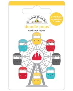Round-N-Round Doodle-Pops - Fun at the Park - Doodlebug
