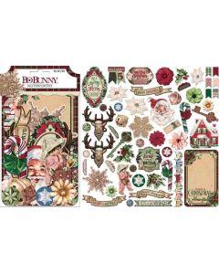 Christmas Treasures Noteworthy - Bo Bunny