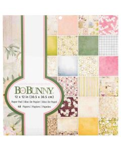 "Garden Grove 12"" x 12"" Paper Pad - Bo Bunny*"