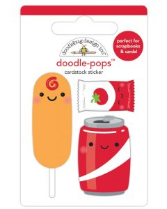 Let's Ketchup Doodle-Pops - Fun at the Park - Doodlebug