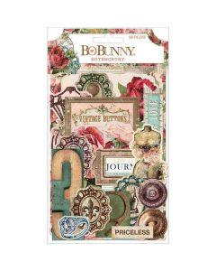 Family Heirlooms Noteworthy - Bo Bunny*