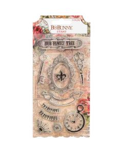 Family Heirlooms Stamps - Bo Bunny*