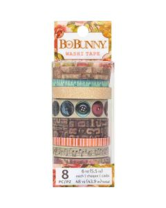 Family Heirlooms Washi Tape - Bo Bunny*