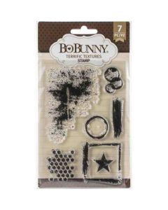 Terrific Textures Stamps - Bo Bunny*