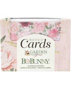 Garden Grove Boxed Cards - Bo Bunny*