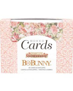 Family Heirlooms Boxed Cards - Bo Bunny*
