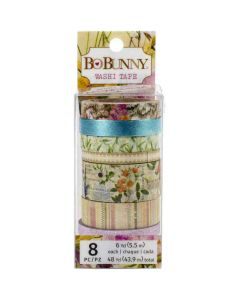 Botanical Journal Washi Tape - Bo Bunny*