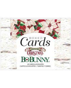 Joyful Christmas Box of Cards - Bo Bunny*