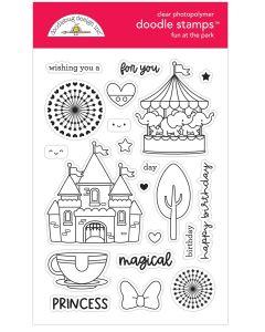 Fun at the Park Doodle Stamps - Doodlebug