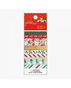 Merry Little Christmas Washi Tape Set - Pebbles