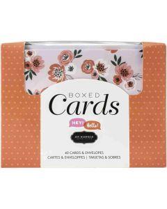 Hey, Hello Boxed Cards - Jen Hadfield - Pebbles*